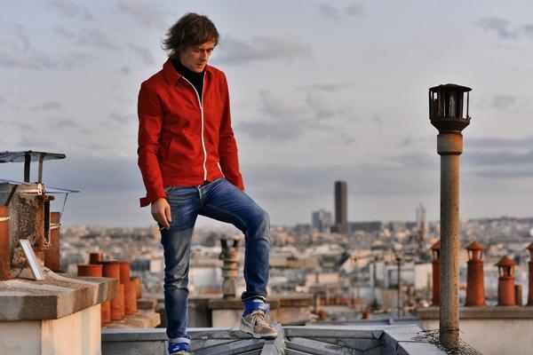Cuore Selvaggio illumine l'album Kino Music signé Pierre Daven-keller.