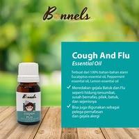 Bonnels cough and flu essential oil