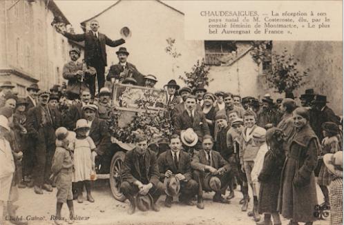 Chaudes-Aigues