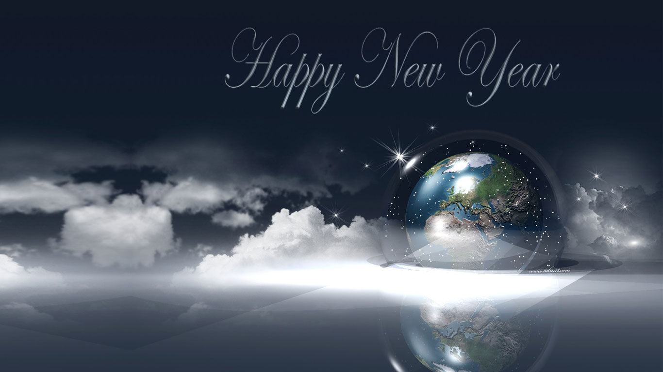 New Year 2013 HD Wallpapers | Everyhour HD Wallpaper