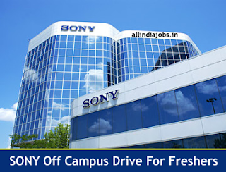 Sony Off Campus