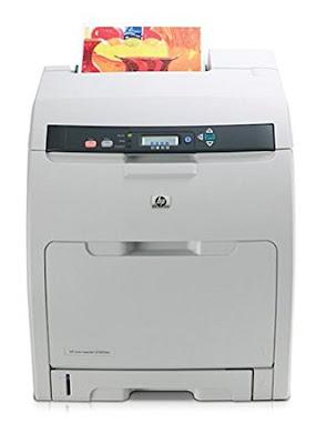 HP LaserJet CP3505n Printer Driver Download