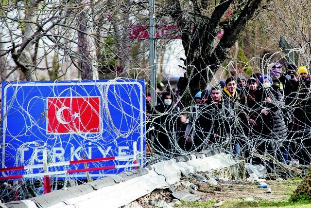 Έβρος: Ανησυχία στην ΕΕ για το νέο περιστατικό με πυροβολισμούς