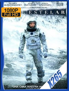 Interstellar (IMAX) (2014) BDRip H265 [1080p] Latino [Google Drive] Panchirulo