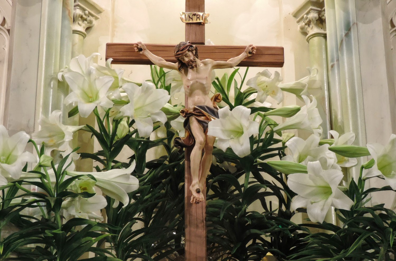Father Julian S Blog Easter Decorations And Celebrations