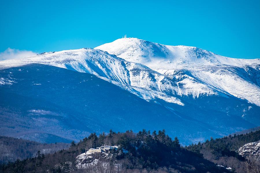 Гора Вашингтон, Нью-Гемпшир