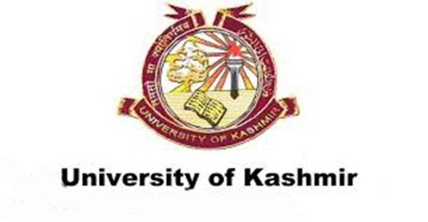 Kashmir University admission to B.Ed. Course
