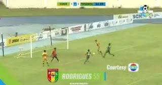 Mitra Kukar vs Persebaya 3-1 Video Gol Highlights Liga 1 29/4/2018.