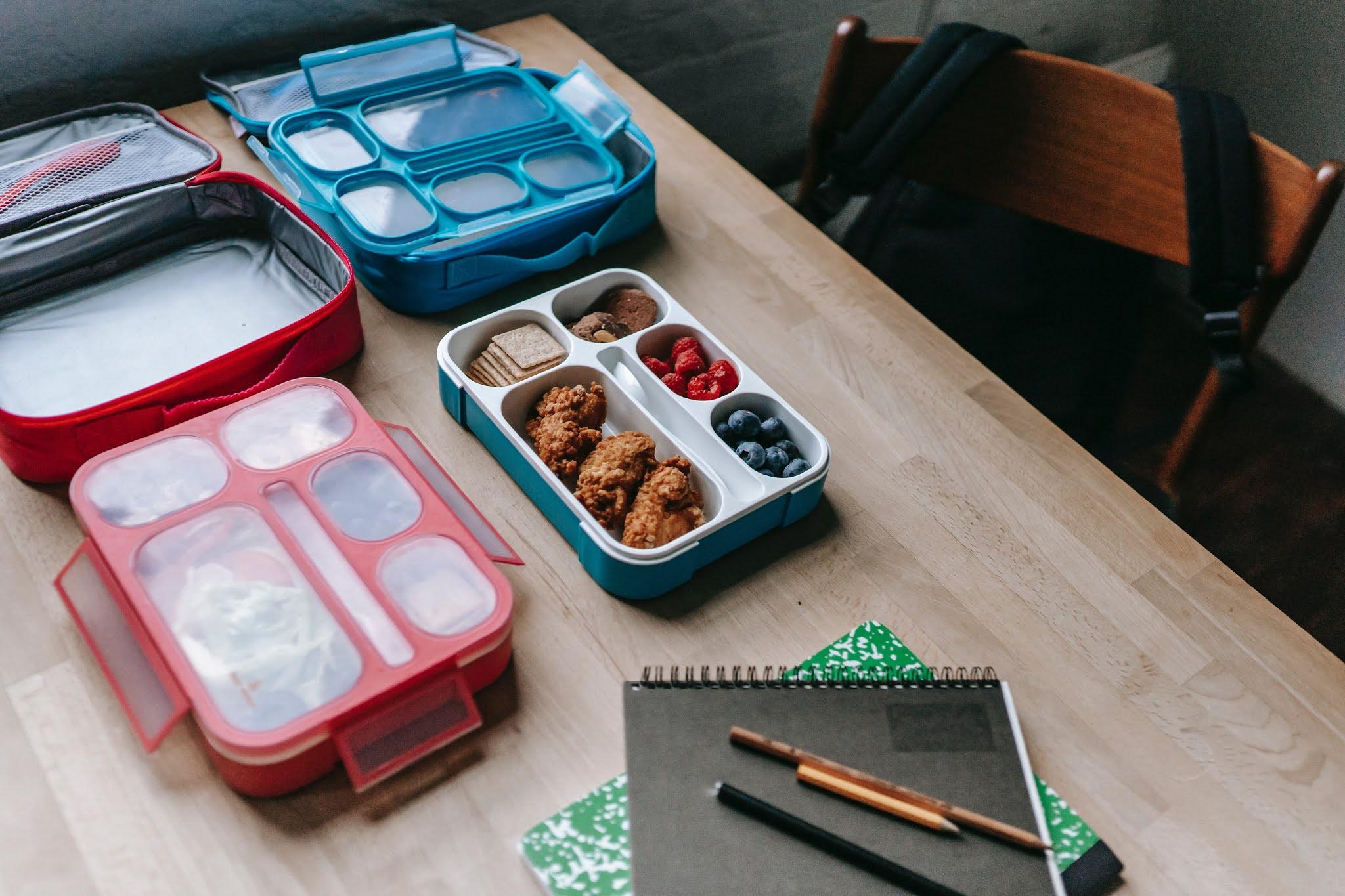 kotak makan zero waste
