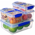 Amazon: $9.98 (Reg. $19.99) Sistema 12 Piece Klip It Container Set!