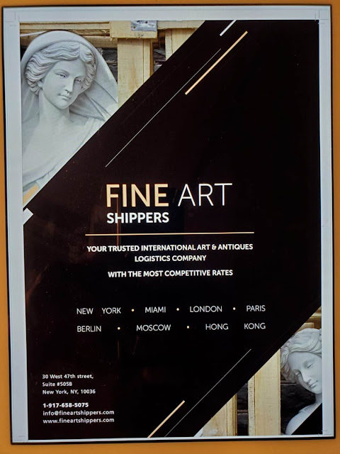 Fine Art Shippers Will Be Featured at Artmosphere