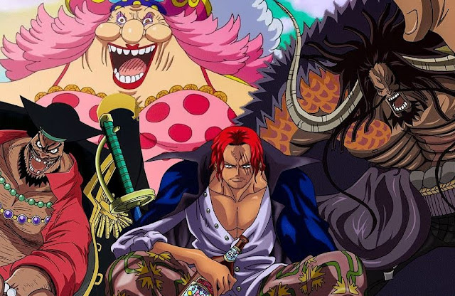 One Piece: The 4 Best Yonko Commanders in the Series!