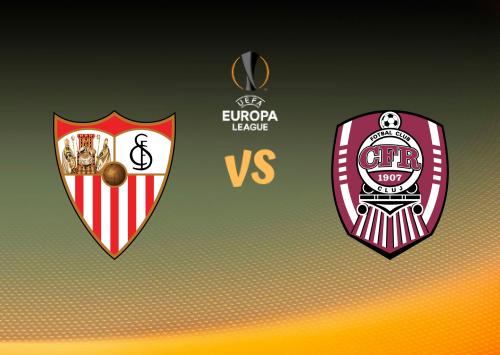 Sevilla vs Cluj  Resumen