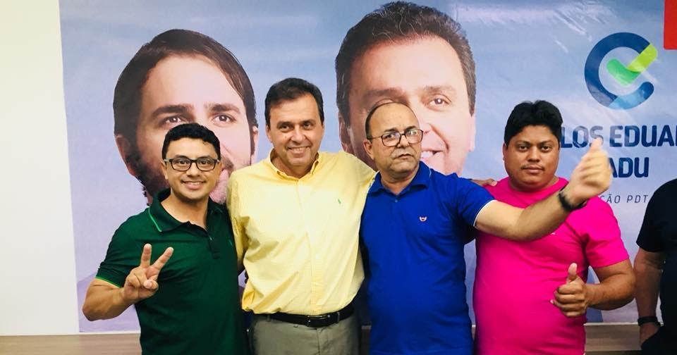 Resultado de imagem para Jandaíra: Grupo político liderado pelo sargento Gilson sai mais fortalecido
