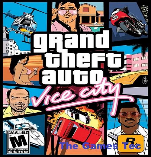 GTA Vice City PC Game Download
