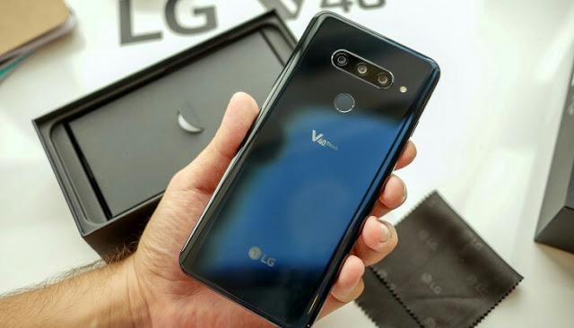 Kelebihan dan kekurangan LG V40 ThinQ