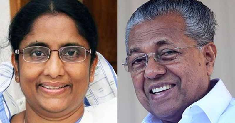 Shani Mole Usman With Criticism Against Women Commission; Pinarayi Vijayan says Shani Molk will be seen,www.thekeralatimes.com