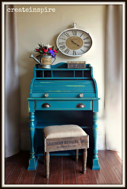 Mineral Fusion Painted Furniture with Paint