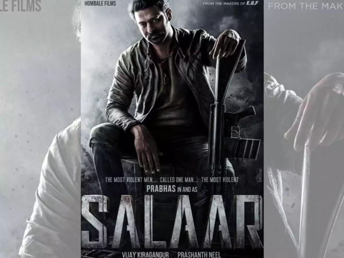 Two big heroines in Rebel Star Prabhas Salaar movie item song