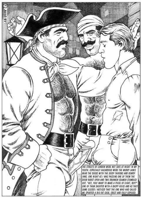porn gay comics robinson crusoe