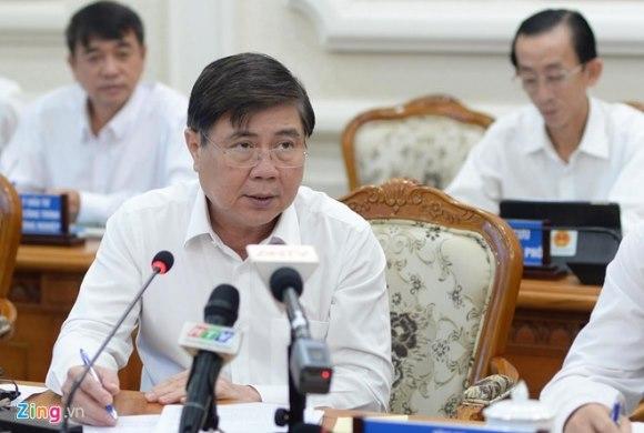 Chủ tịch TP.HCM: Không nhân nhượng với 110 biệt thự vi phạm ở quận 7