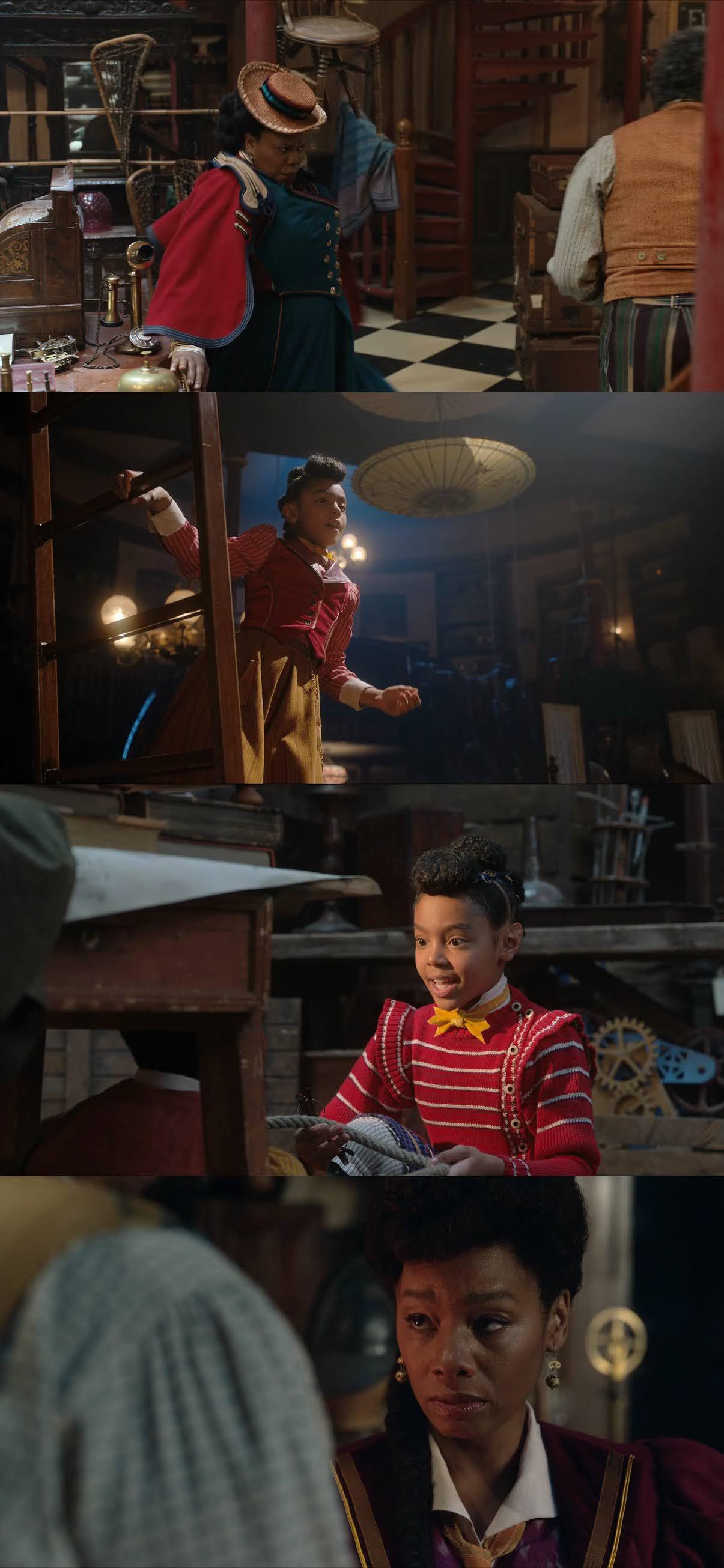 Jingle Jangle Una Mágica Navidad (2020) HD 1080p Latino