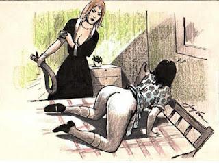 belt spanking Ff