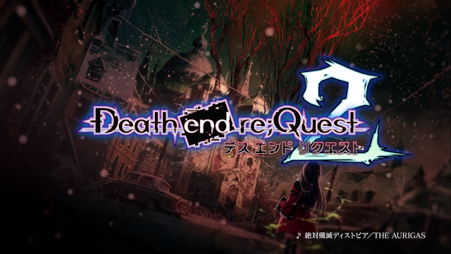 Death End re;Quest 2 Launches for PS4 on February 13, 2020 in Japan