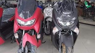 Distribusi All New NMax 155 Sudah Sampai di Bali