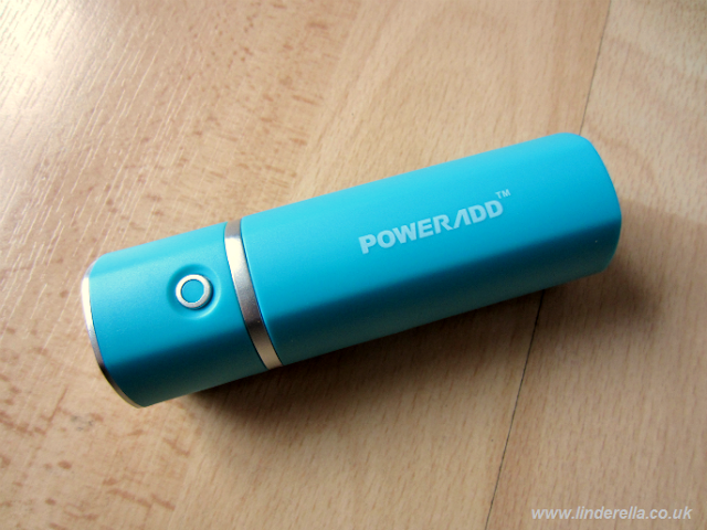 Poweradd portable battery