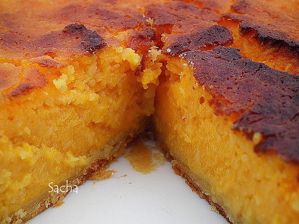 Cake Pomme Marron