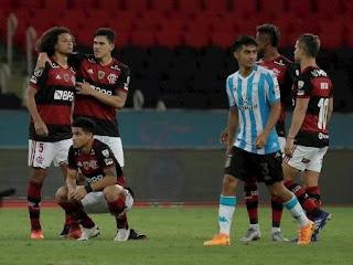 Flamengo é eliminado na Libertadores nos pênaltis