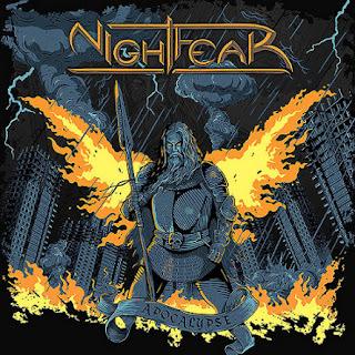 """Το βίντεο των Nightfear για το """"The Stranger"""" από το album """"Apocalypse"""""""
