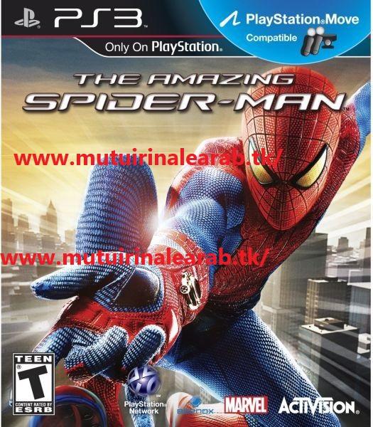 تحميل لعبة spider man ps4