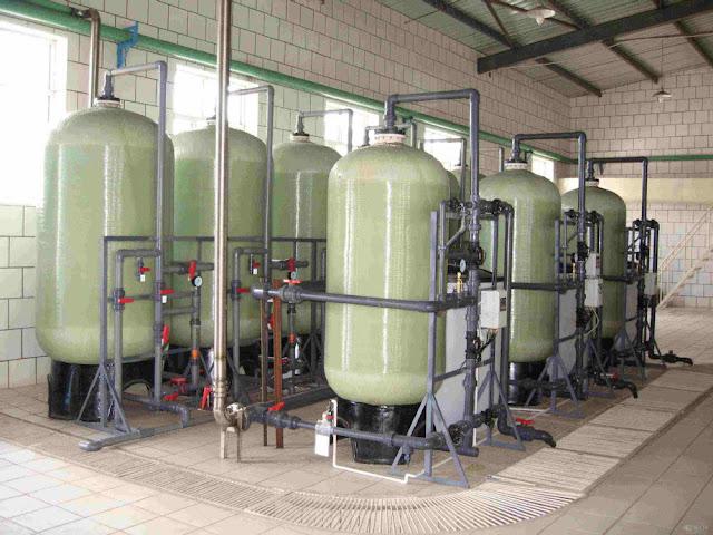 Cara Kerja Proses Demineralisasi Air