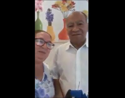 Nosso irmão Nenê completando 70 anos !!!