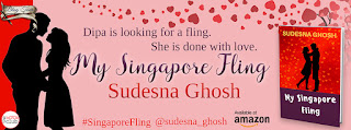 Schedule of Blog Tour: My Singapore Fling by Sudesna Ghosh