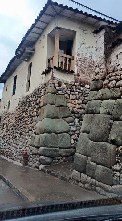 TAWANTINSUYO: Así fue el Cusco prehispánico Muro-inca-cusco