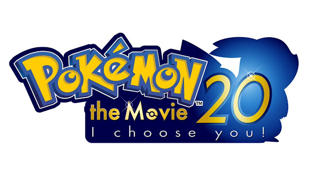 I Choose You Pokémon filme logo