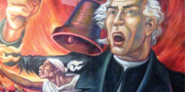 La mañana del 16 de septiembre de 1810, encabezados por un cura, los mexicanos se levantaron en contra de las autoridades del virreinato de la Nueva España