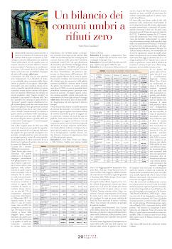 Micropolis: un bilancio dei Comuni Umbria a Rifiuti Zero
