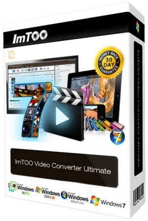 ImTOO Video Converter Ultimate 7.8.24 Build 20200219 poster box cover