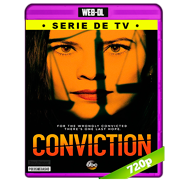 Conviction (2016) Temporada 1 Completa WEB-DL 720p Audio Dual Latino-Ingles