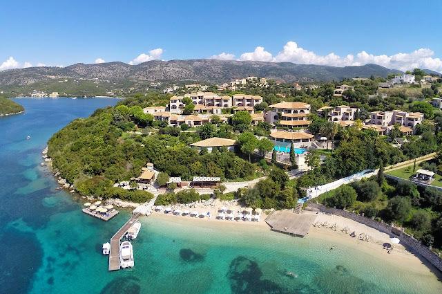 Domotel Agios Nikolaos Suites Resort, Sivota Greece