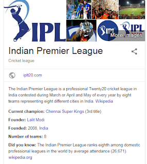 Vivo IPL 2019 Points Table after Today's Ipl Match