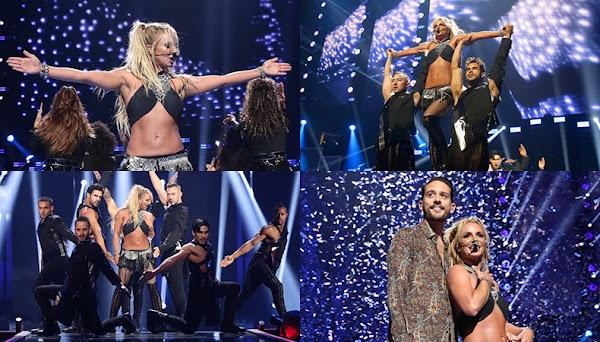 Britney Spears apresenta super performance num medley de 30 minutos no #iHeartRadioFestival
