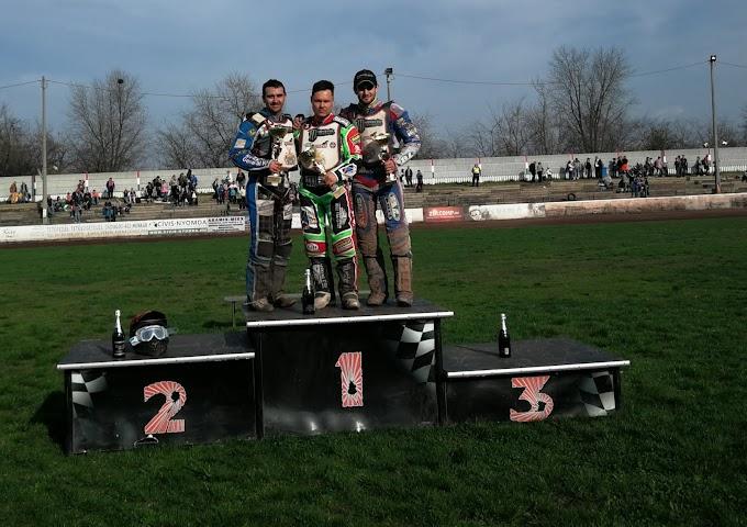 Magosi Norbert nyerte az 1. fordulót