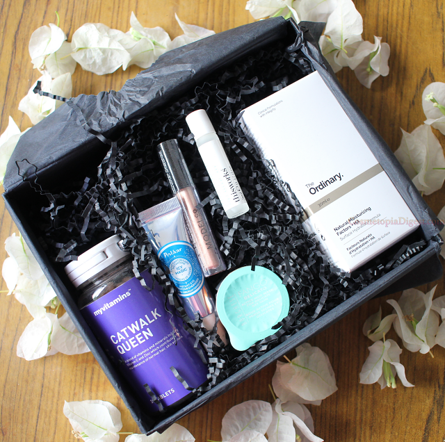 LookFantastic Beauty Box February 2017 Contents
