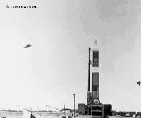 UFO Near Missile Silo