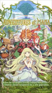 كيفية تحميل لعبة Adventures of Mana  ؟